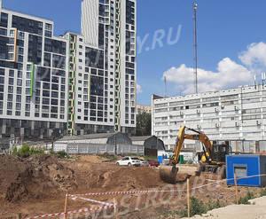 ЖК «Мытищи-Холл»: ход строительства