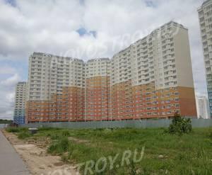 ЖК «Центр-2»: ход строительства корпуса №604