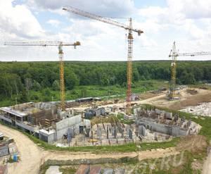 ЖК «Ледово»: ход строительства участка №31