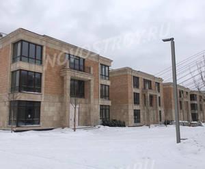 МФК «Берег столицы»: ход строительства (март 2019)