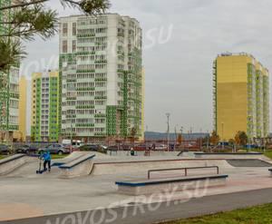 ЖК «Янино парк»: ход строительства