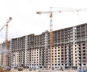 ЖК «Томилино 2020»: ход строительства корпуса №7