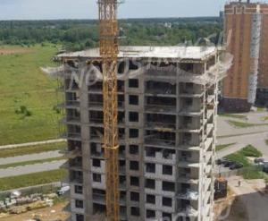 ЖК «Просто космос»: ход строительства
