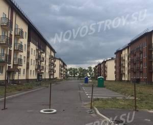 МЖК «Щегловская усадьба»: ход строительства 4 очереди из группы дольщиков
