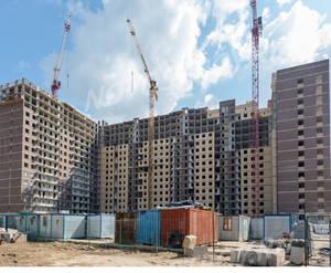 ЖК «Томилино 2020»: ход строительства корпуса №6