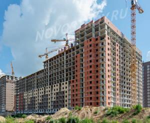 ЖК «Томилино 2020»: ход строительства корпуса №8