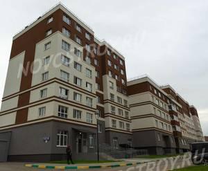 МЖК «Малина»: ход строительства корпуса №5.1