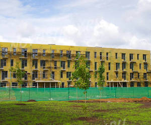 МЖК «Южная Долина»: ход строительства корпуса №13
