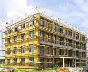 МЖК «Южная Долина»: ход строительства корпуса №14