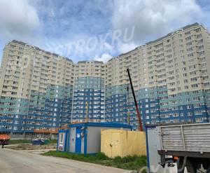 ЖК «Центр-2»: ход строительства корпуса №603