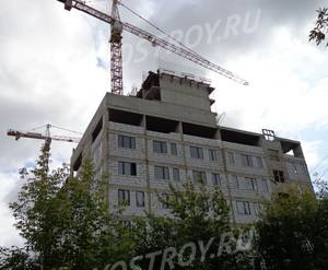 ЖК «Город»: ход строительства корпуса №7