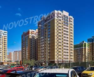 ЖК «Видный берег»: ход строительства корпуса №6