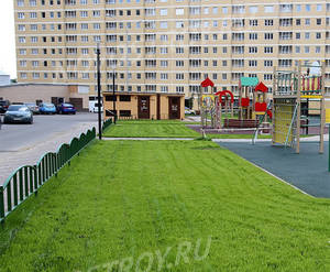 ЖК «Татьянин парк»: ход строительства корпуса №25