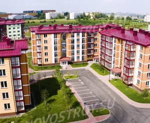 МЖК «Образцовый квартал 4»: скриншот с видеообзора