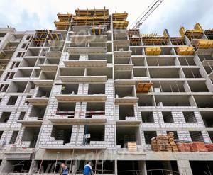 ЖК «Дом на Барвихинской»: ход строительства корпуса №1