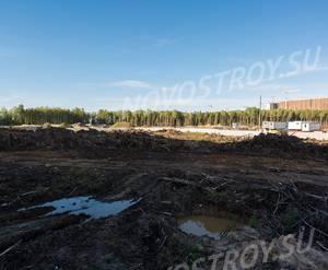 ЖК «FoRest Аквилон»: ход строительства