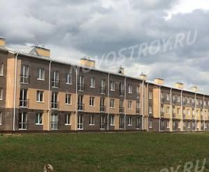 МЖК «Борисоглебское»: ход строительства дома №160