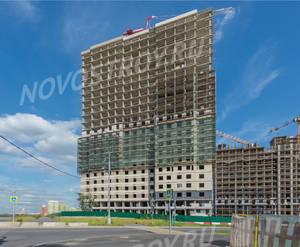 ЖК «Некрасовка» (Маресьева): ход строительства корпуса №7