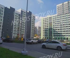 ЖК «Город»: ход строительства корпуса №1,2
