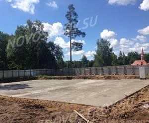 МЖК «Lake парк»: ход строительства 1 этапа