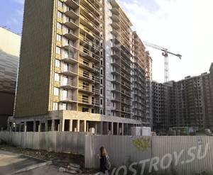 ЖК «КудроВО!»: ход строительства 2 очереди из группы дольщиков
