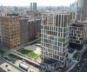 МФК «Царская Площадь»: ход строительства