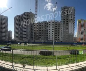 ЖК «На Королёва»: ход строительства (сентябрь 2019)