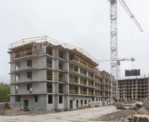 ЖК «Северная долина»: ход строительства 21 квартала