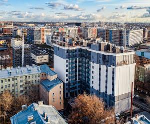 ЖК «Адмирал Ушаков»: ход строительства