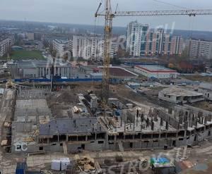 ЖК «Невские панорамы»: ход строительства