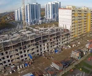 ЖК «Родные берега»: ход строительства 2 очереди