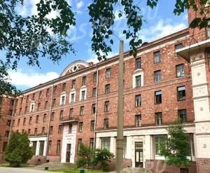 МФК «Апартаменты Алтай»: реконструируемое здание