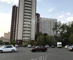 МФК «Апарт-комплекс Ботаник»: здание МФК