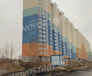 ЖК «Центр-2»: ход строительства корпуса №609