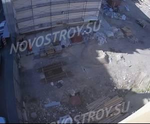 МЖК «Hovard House»: ход строительства