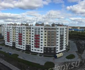ЖК «Восток»: ход строительства корп. 21, сентябрь 2019