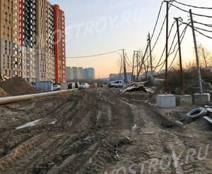 ЖК «Пехра»: ход строительства корпуса №3