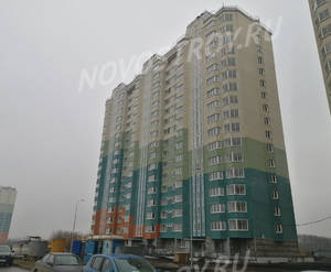 ЖК «Центр-2»: ход строительства корпуса №605