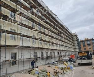 ЖК «Acqualina Apartments»: ход строительства (октябрь 2019)