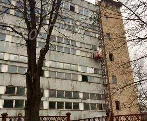 МФК «Станция»: реконструируемое здание