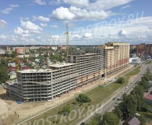 ЖК «на улице Кирова (мкр. Центральный)»: ход строительства (сентябрь 2019)