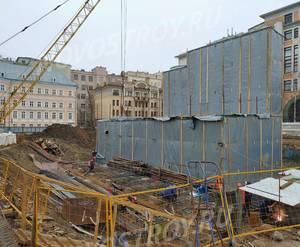 МФК Turgenev: ход строительства