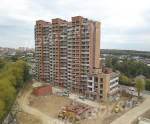 ЖК «на улице Текстильщиков»: ход строительства (сентябрь 2019)