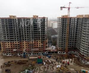 ЖК «Подрезково»: ход строительства 9 очереди