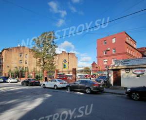 ЖК на Петроградской набережной, 34В: старые постройки, подлежащие сносу