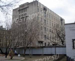 ЖК на Курляндской улице: здание АТС, идущее под снос