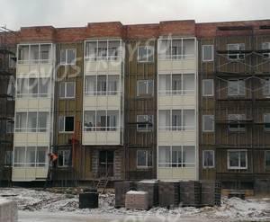 МЖК «ЗемлЯнино»: ход строительства корпуса №1
