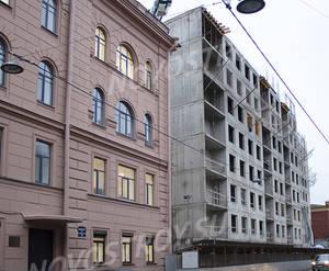 ЖК «Дом Керстена»: ход строительства