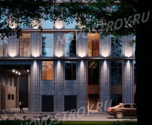 МФК KAZAKOV Grand Loft: визуализация
