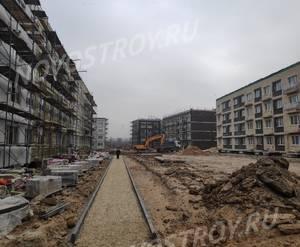 ЖК «Катуар»: ход строительства (ноябрь 2019)